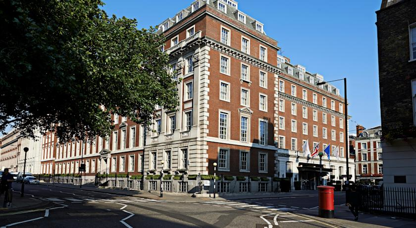 Foto of the London Marriott Hotel Grosvenor Square, London