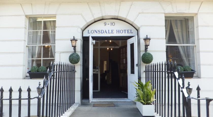 Foto of the Lonsdale Hotel, London