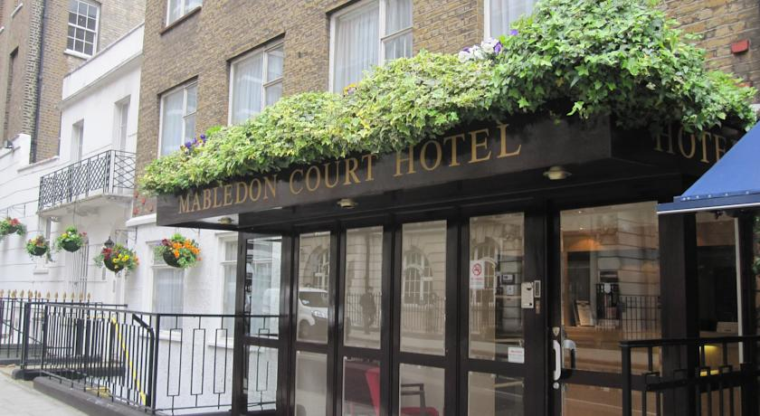 Foto of the Mabledon Court Hotel, London