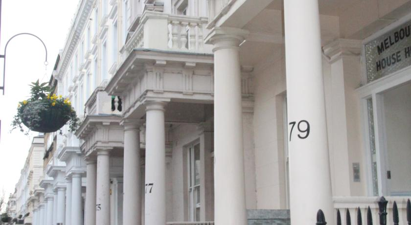 Foto of the Melbourne House Hotel, London