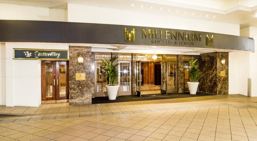 Foto of the Millennium Gloucester Hotel London, London