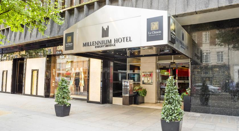 Foto of the Millennium Hotel London Knightsbridge, London