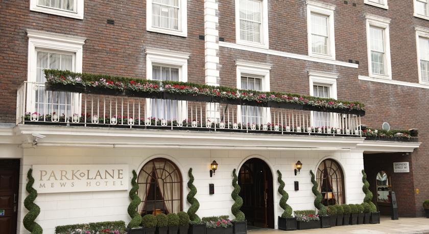 Foto of the Park Lane Mews Hotel, London