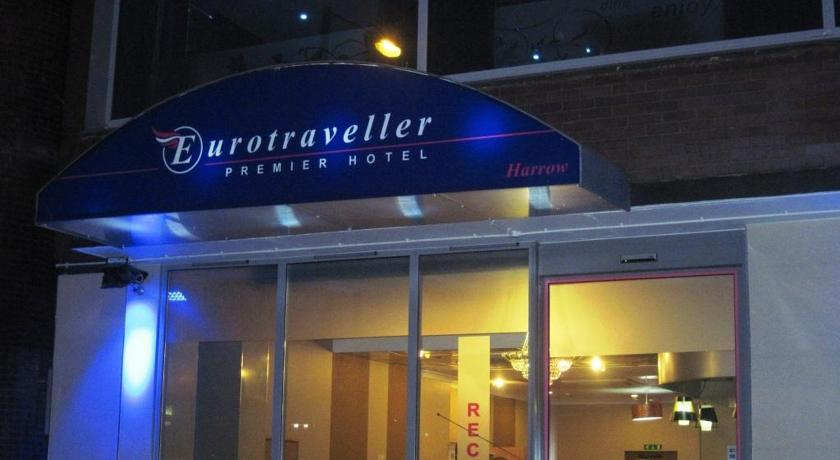 Foto of the Eurotraveller Hotel-Premier (Harrow), South Harrow, London