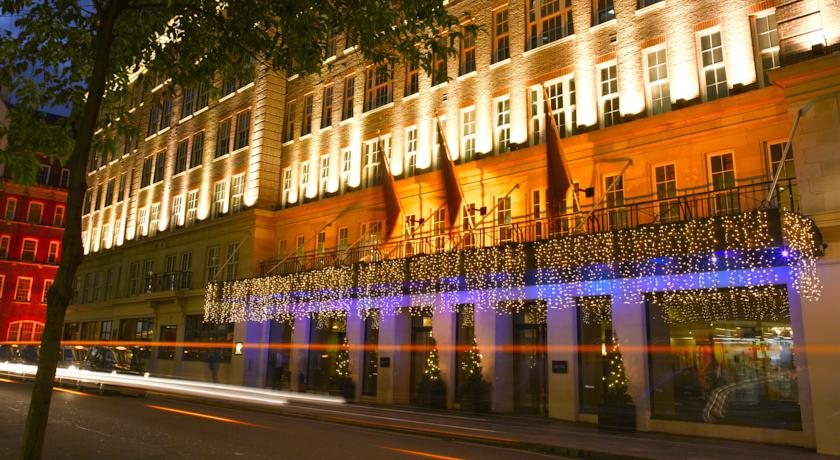 Foto of the May Fair Hotel, London