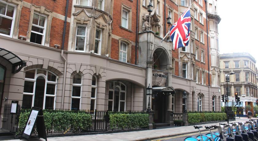 Foto of the Radisson Edwardian Kenilworth Hotel, London