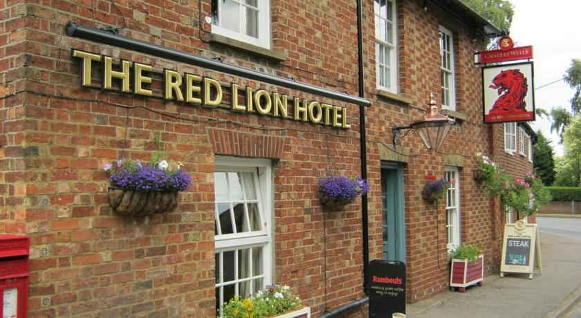 Foto of the Red Lion Hotel, Milton Keynes