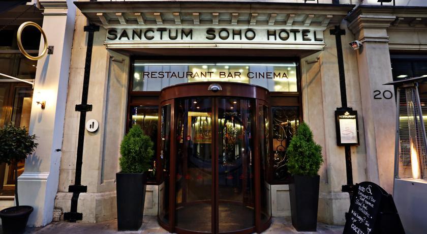 Foto of the Sanctum Soho Hotel, London