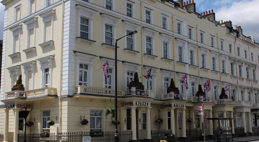 Foto of the Sidney Hotel London-Victoria, London