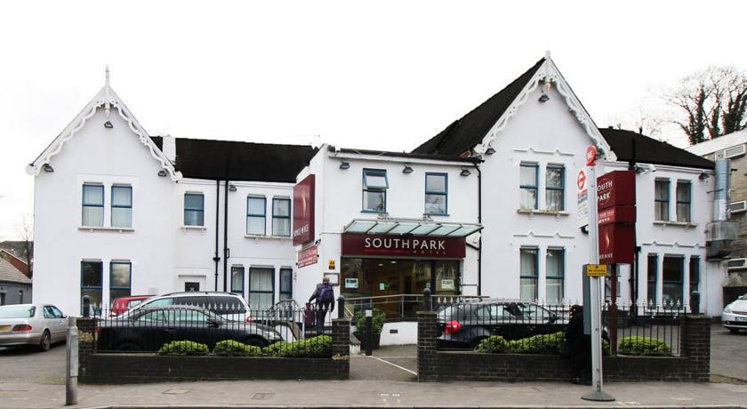 Foto of the South Park Hotel, Croydon