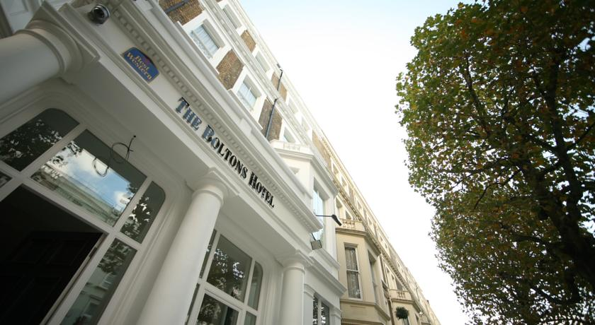 Foto of the Best Western Boltons Hotel, London