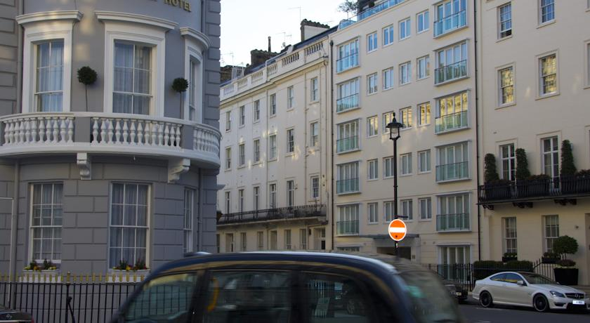 Foto of the The Diplomat Hotel, London