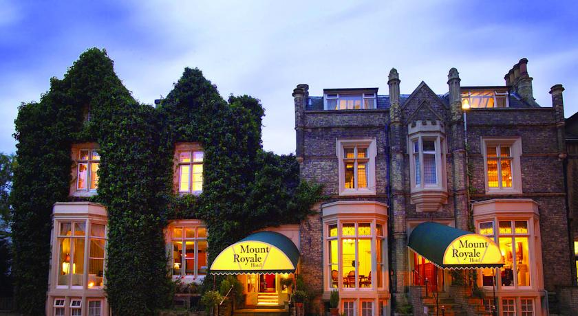 Foto of the The Mount Royale Hotel, York