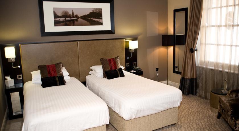 Foto of the Bedford Swan Hotel, Bedford