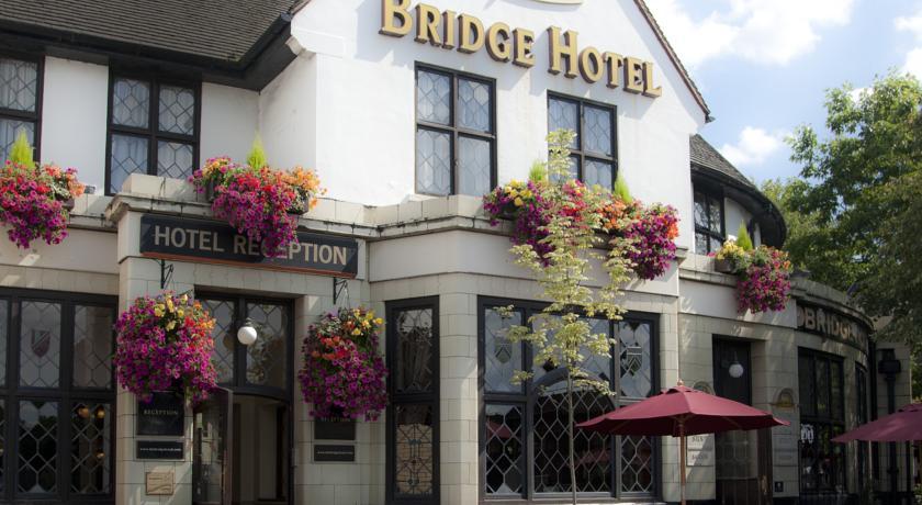 Foto of the Bridge Hotel, Greenford