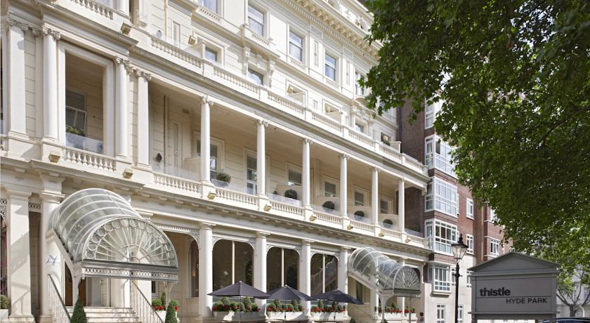 Foto of the hotel Thistle Hyde Park, London