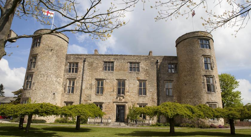 Foto of the Best Western Walworth Castle Hotel, Darlington