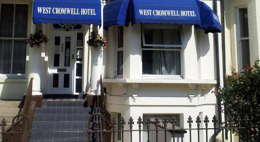 Foto of the West Cromwell Hotel, London