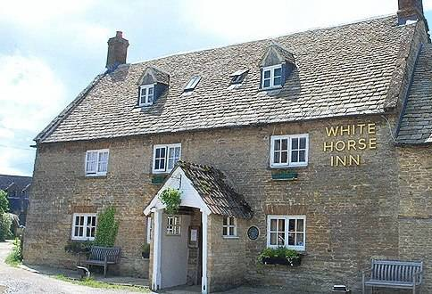 Foto of the hotel The White Horse, Bicester, nr Oxford