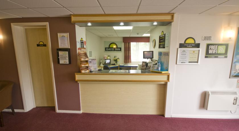 Foto of the Days Inn Hotel Sedgemoor, Weston-Super-Mare