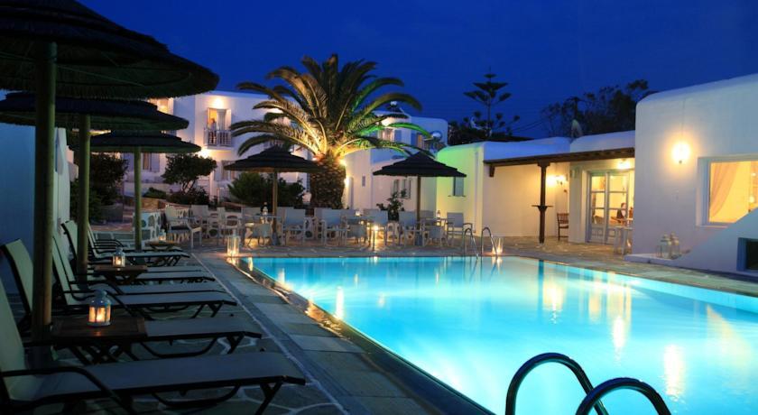 Foto of the Aeolos Hotel, Mykonos City