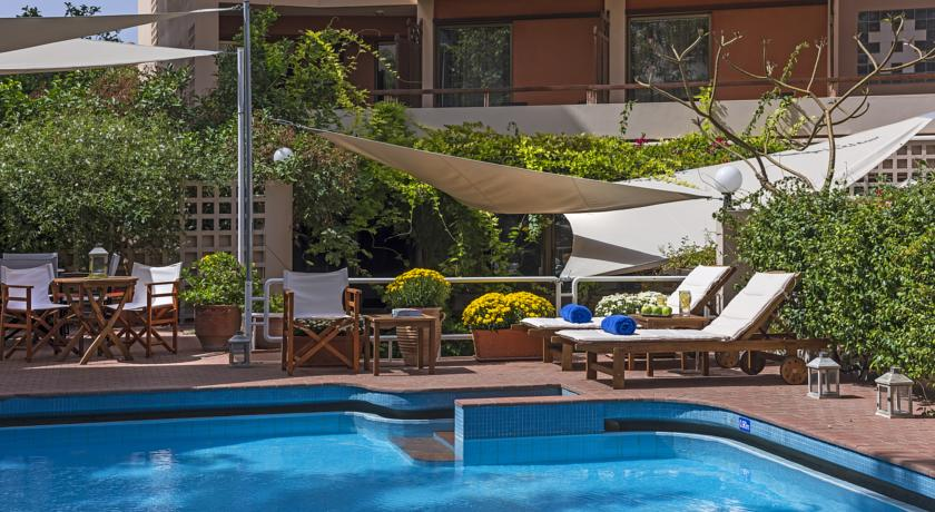 Foto of the Akali Hotel, Chania