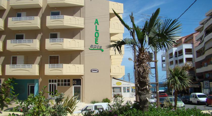 Photo de Aloe Apartments, Rethymno
