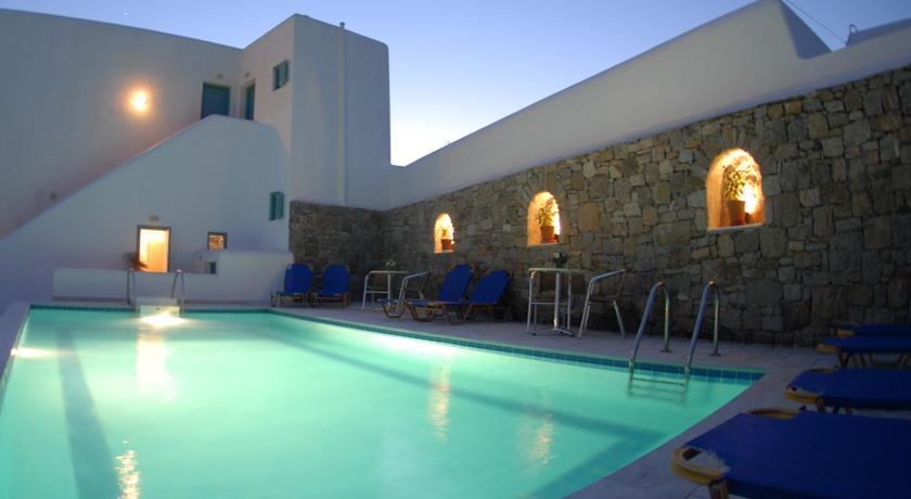 Foto of the hotel Asteri Apartments, Ornos