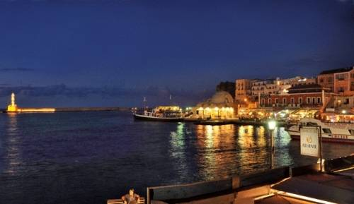 Foto of the Athinie Hotel, Chania