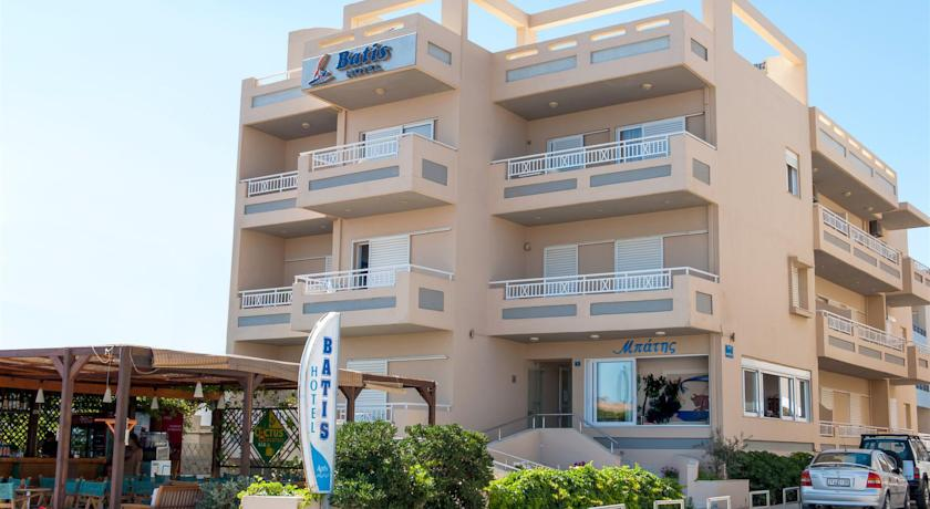 Foto of the Batis Hotel, Rethymno