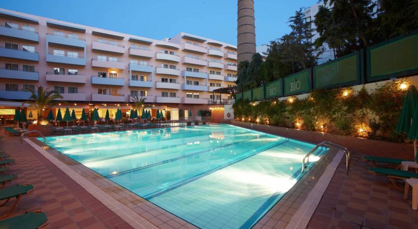 Foto of the Bio Suites Hotel, Rethymno