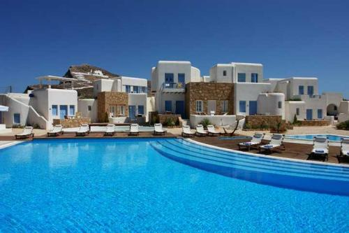 Foto of the Chora Resort Hotel & Spa, Folegandros