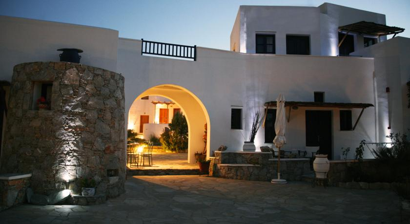 Foto of the hotel Coral Apartments, Folegandros