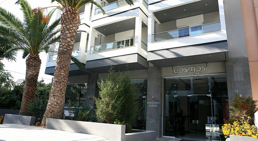 Foto of the Cosmos Hotel, Rethymno