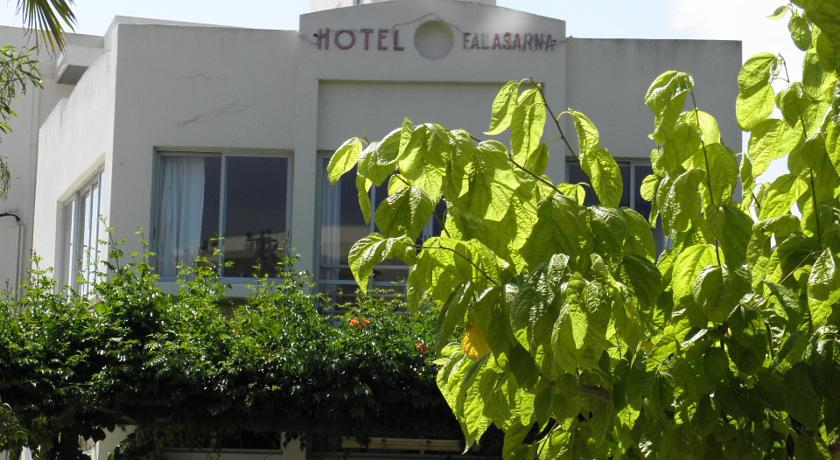 Foto of the Falassarna Hotel, Nea Chora