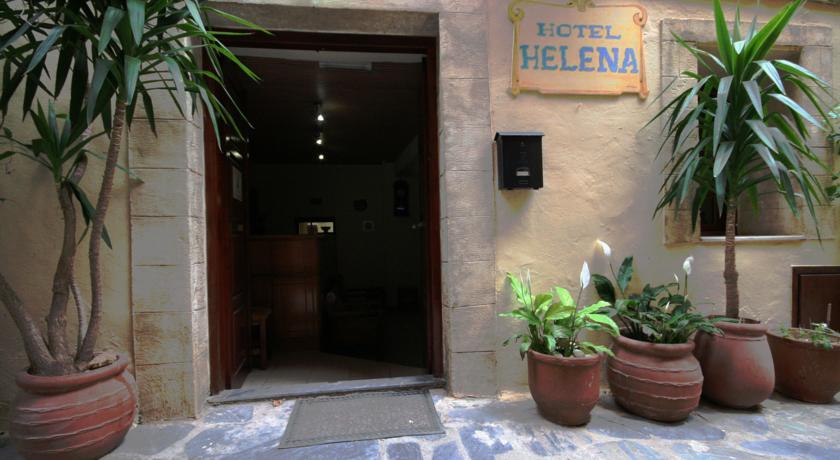 Foto of the Helena Hotel, Chania