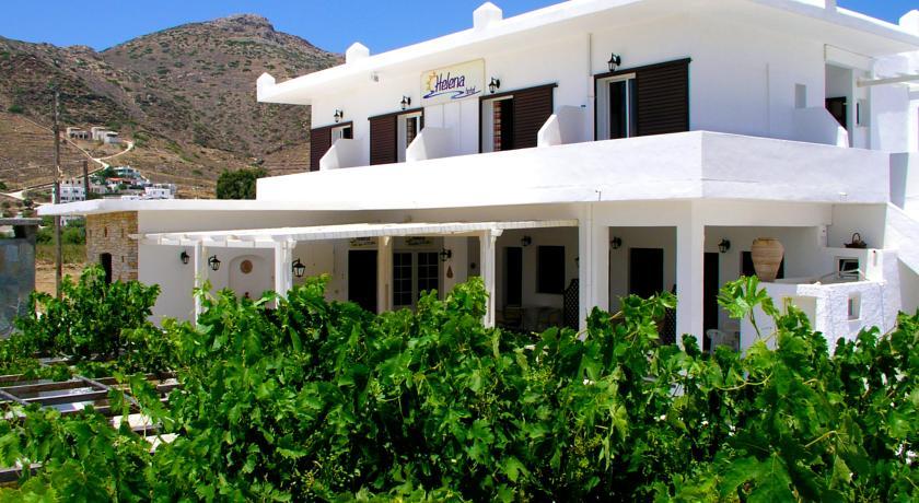 Foto of the Hotel Helena, Yialos