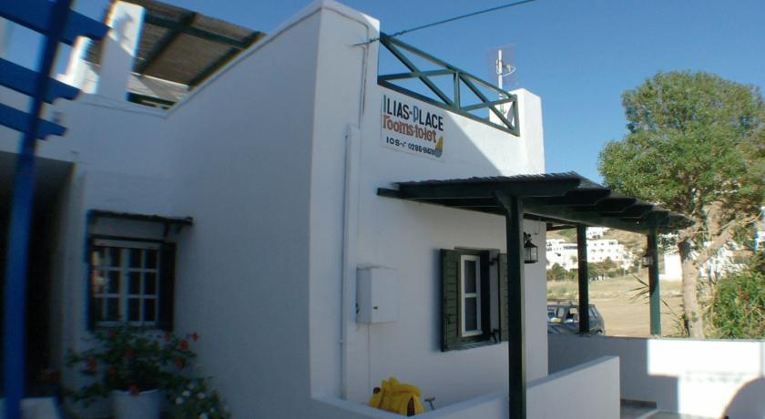 Foto of the hotel Ilias Place, Yialos
