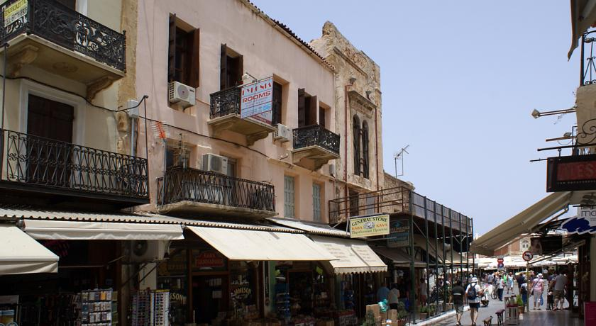 Foto of the hotel Kydonia Rooms, Chania