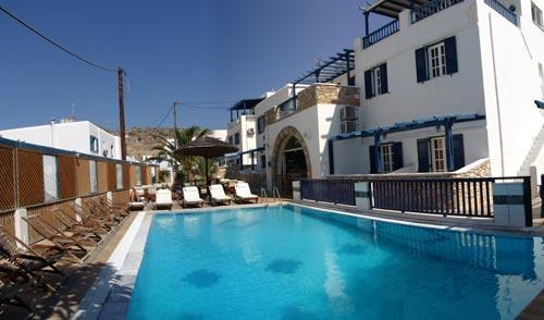 Foto of the Markos Village Hotel, Chora (Ios Island)