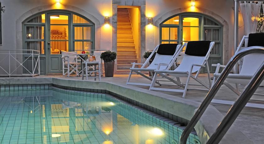 Foto of the Mythos Hotel, Rethymnon