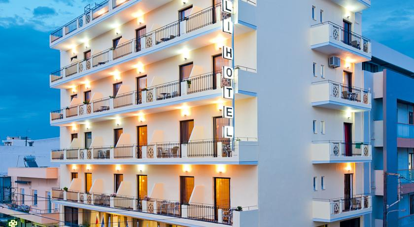 Foto of the Nefeli Hotel, Chania