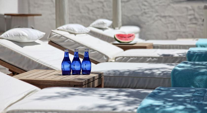 Foto of the Nissaki Hotel, Mykonos