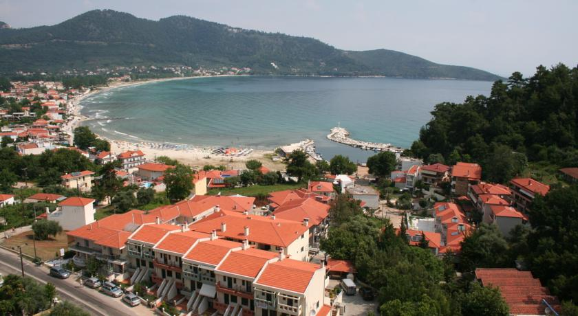 Foto of the hotel Ntinas Apartments, Skala Potamias