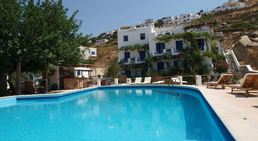Foto of the hotel Pension Irene, Ios Chora