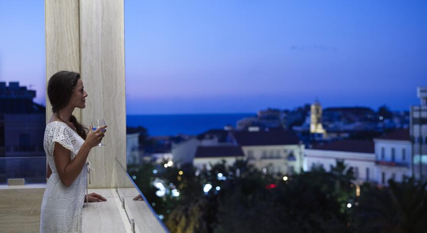 Foto of the Samaria Hotel, Chania