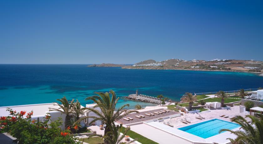 Foto of the hotel Santa Marina Resort & Villas, Ornos