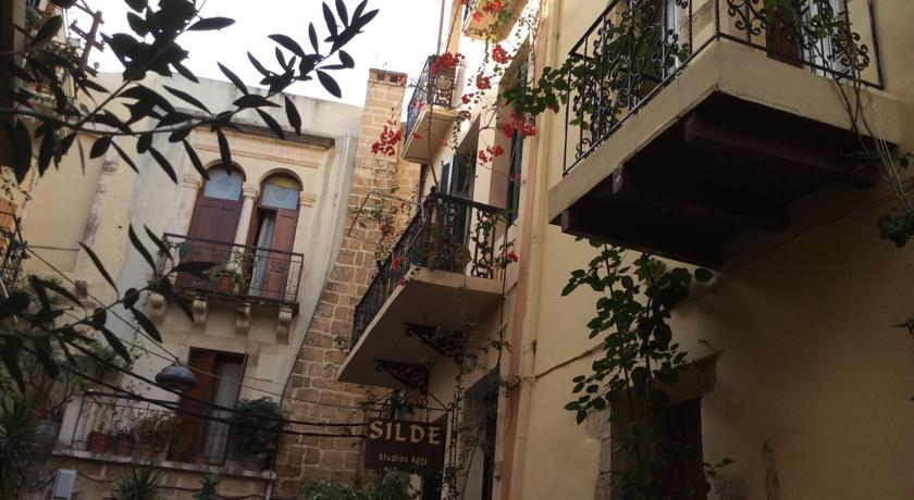Foto of the hotel Silde Studios & Apartments, Chania