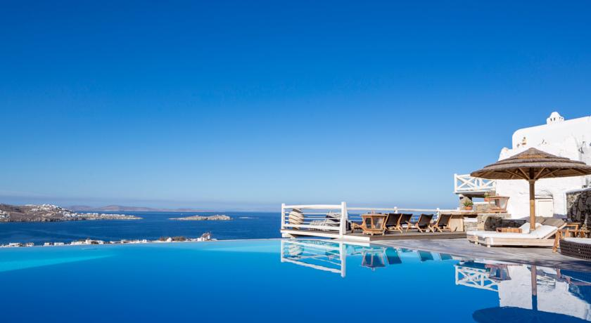 Foto of the Vencia Boutique Hotel, Mykonos