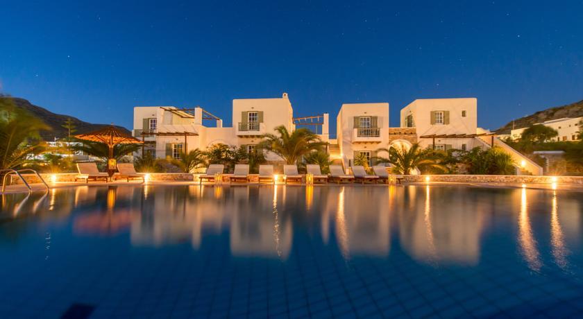 Foto of the Yialos Beach Hotel, Yialos (Ios Island)